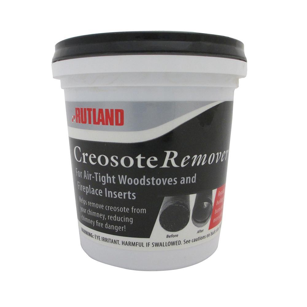 Rutland 1 Lb Tub 16 Oz Dry Cresote Remover 97 The Home