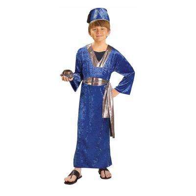 Boy's Blue Wiseman Costume