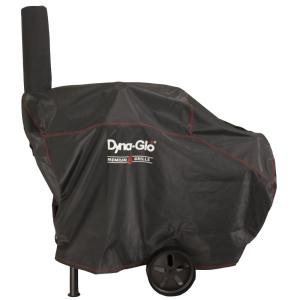 Dyna-Glo 75 in  Barrel Charcoal Grill Cover-DG962CBC - The