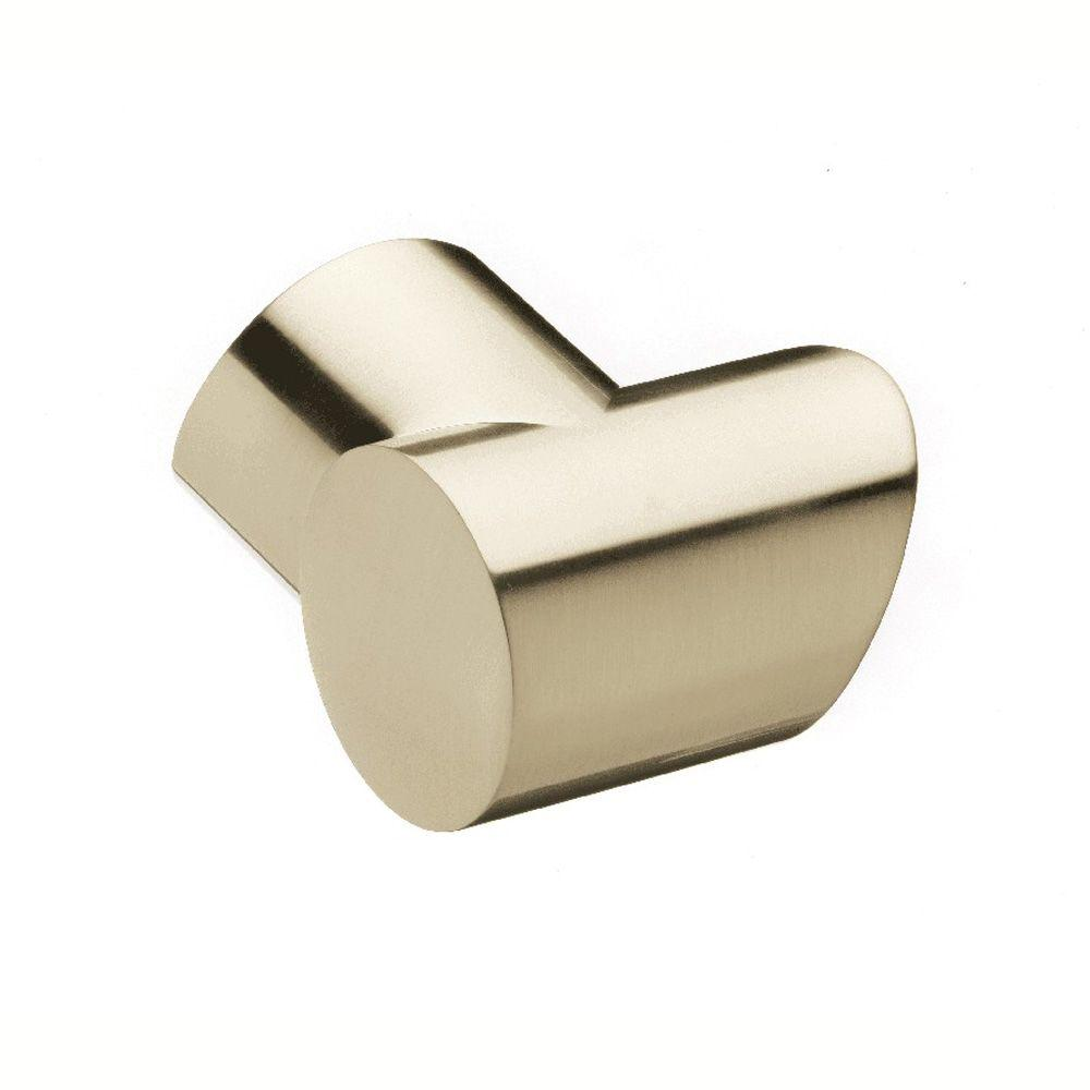 Gourmet Brushed Nickel Right-Hand Horizontal Turn Connector