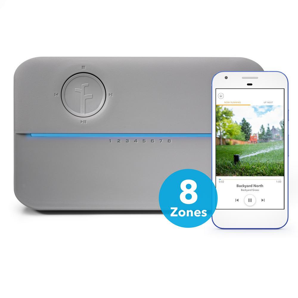 R3e 8 Zone Smart Sprinkler Controller