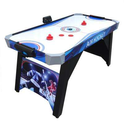Warrior 5 ft. Air Hockey Table