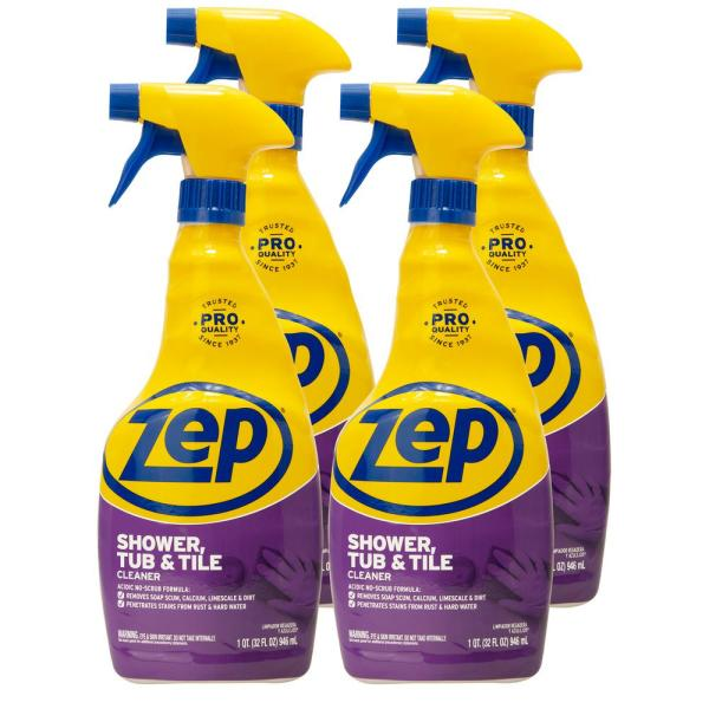 32 oz. Shower Tub and Tile Cleaner (Case of 4)