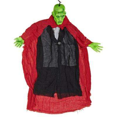 37 in. Halloween Hanging Frankenstein