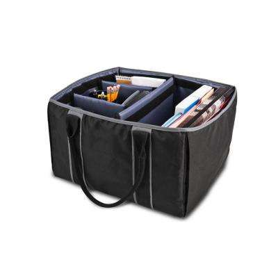 File Tote with Hanging File Holder