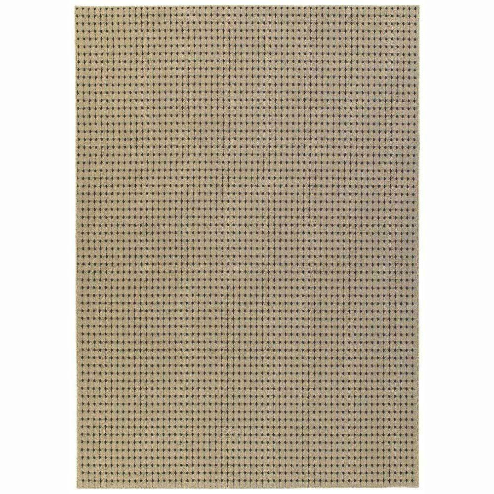 Garland Rug Jackson Square Tan 7 Ft 6 In X 9 Ft 6 In Area Rug Js 00 Ra 7696 01 The Home Depot