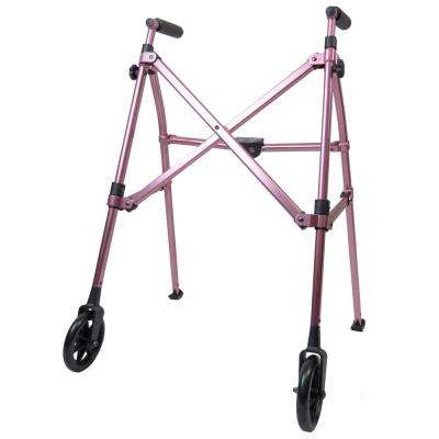 Space Saver Walker in Regal Rose