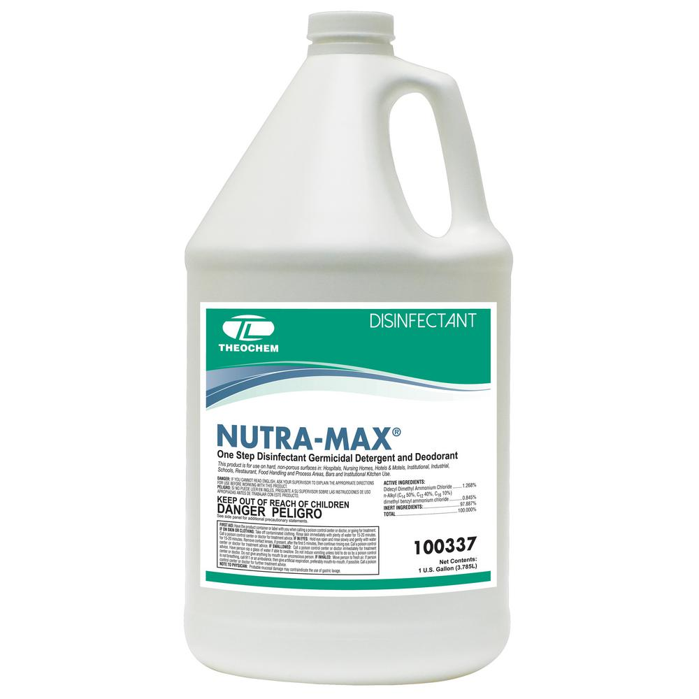Nutra-Max 1 Gal. Flora Liquid Concentrate Disinfectant