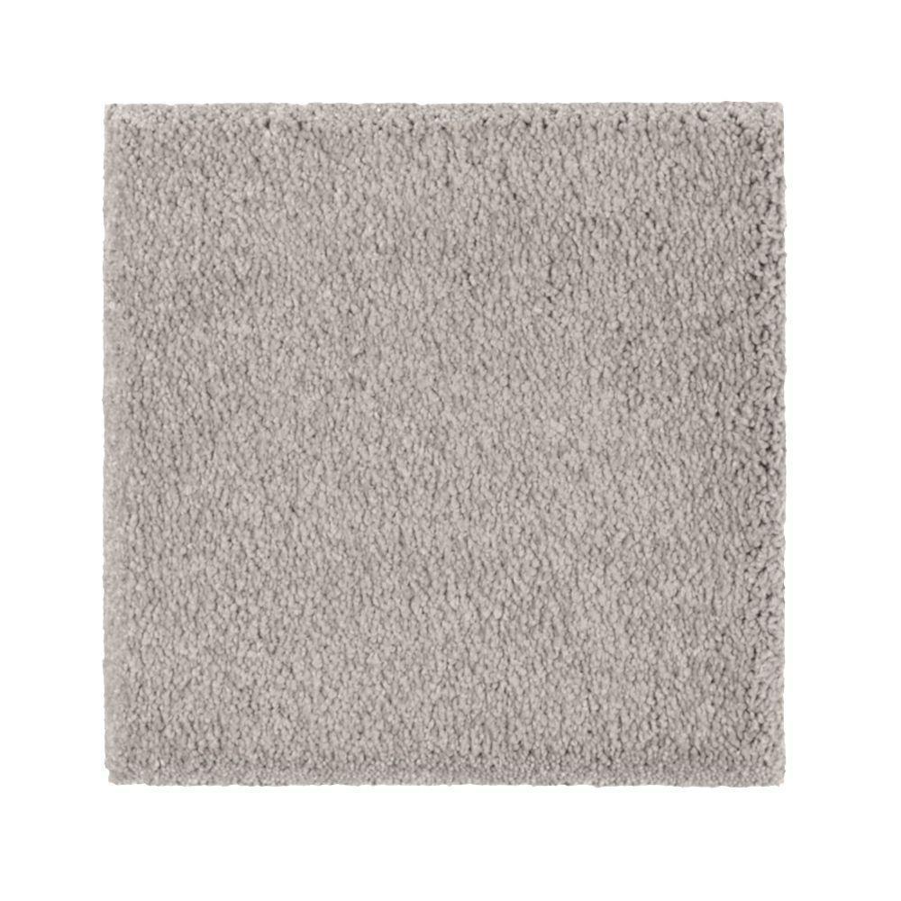 Carpet Sample - Gazelle II - Color Speechless Texture 8 in. x 8 in.