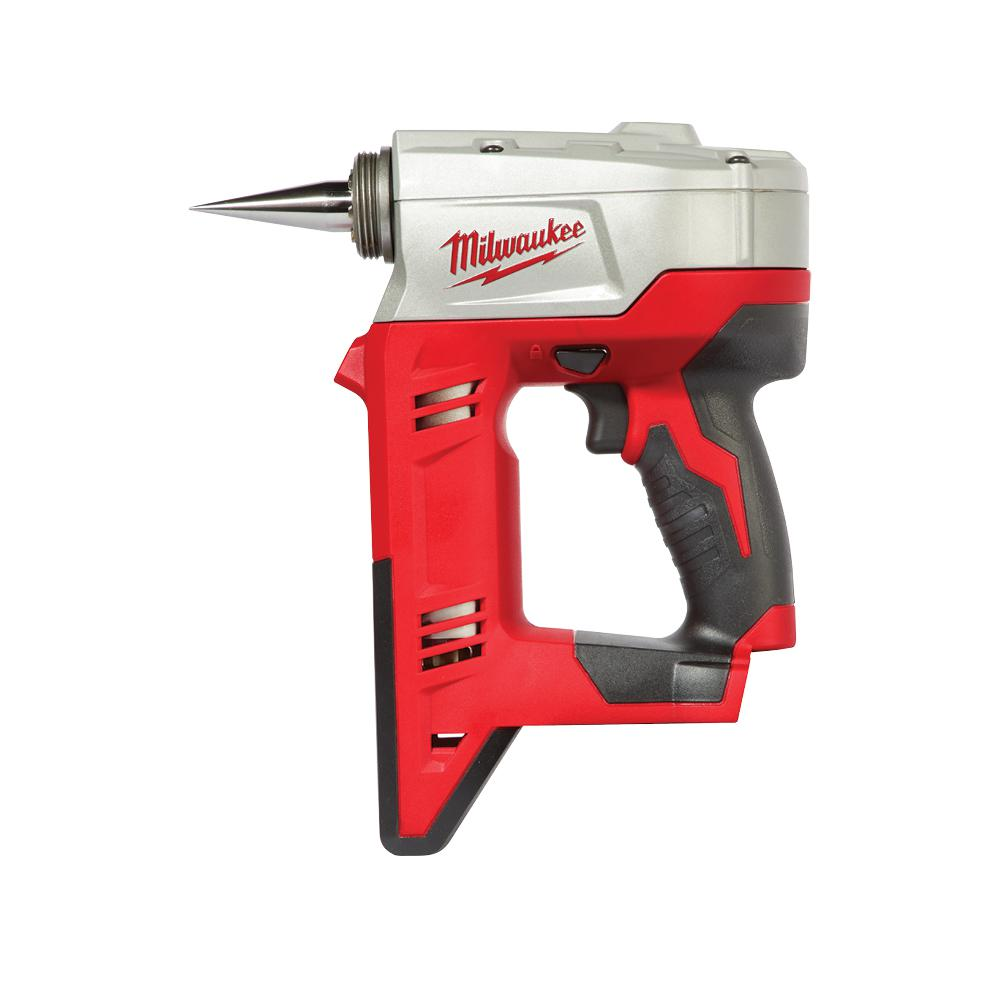 Milwaukee M18 18-Volt Lithium-Ion Cordless 3/8 in.- 1-1/2 in. ProPEX Expansion Tool (Tool-Only)