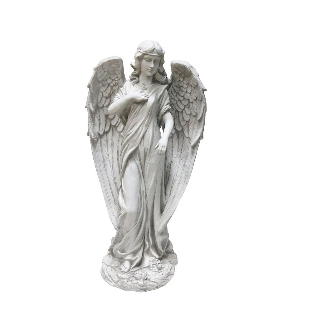 Alpine 30 in. Angel Statue