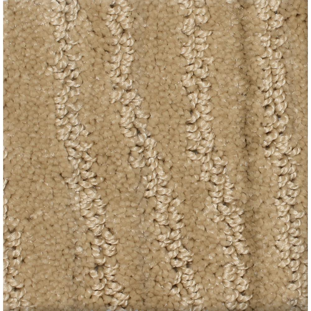 Home Decorators Collection Jump Line II - Color Dash Pattern 12 ft. Carpet