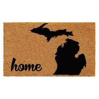 Michigan Door Mat 18 in. x 30 in.