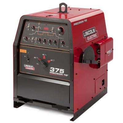 420 Amp Precision TIG 375 TIG Welder, Single Phase, 208V/230V/460V