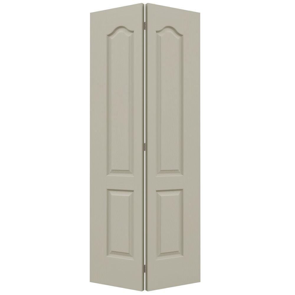 Camden Desert Sand Painted Textured Molded  sc 1 st  Home Depot & JELD-WEN 36 in. x 80 in. Camden Desert Sand Painted Textured Molded ...