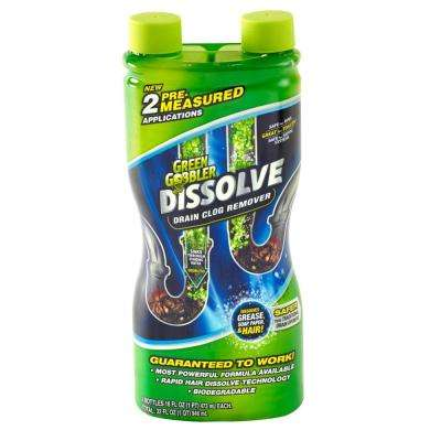 Elegant 32 Oz. Dissolve Hair And Grease Clog Remover