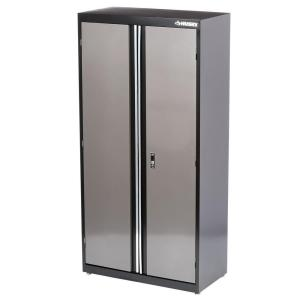 free standing kitchen cabinets home depot husky 36 in x 72 in welded floor cabinet kf3f361872 h9 15601