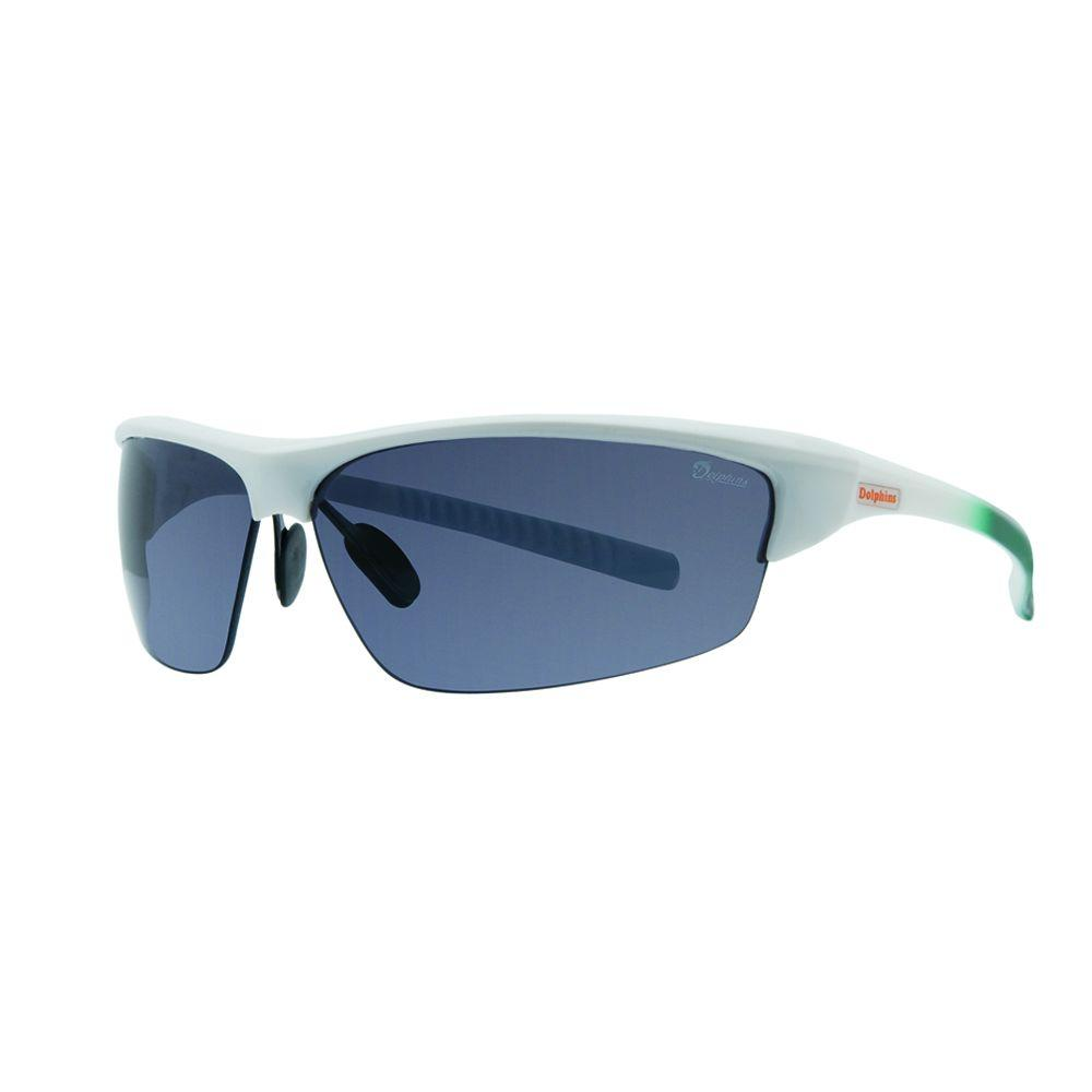 Tribeca Miami Dolphins Men's Impact Sun Glasses-DISCONTINUED