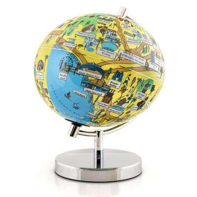 Los Angeles 9 in. Globe