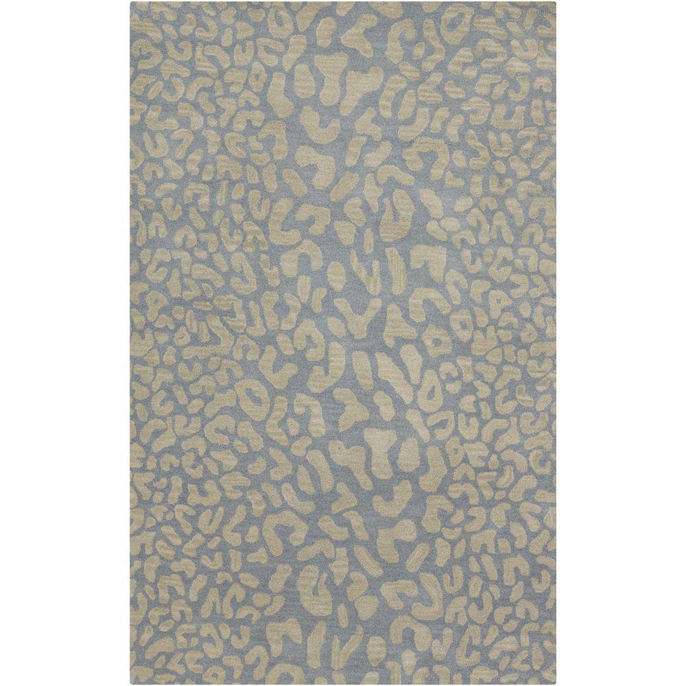 Artistic Weavers Sarah Pale Blue 6 Ft X 9 Ft Area Rug Sar5001 69