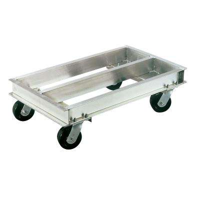 2,000 lb. Capacity 24 in. x 42 in. Caster Dolly with 5 in. Phenolic Swivel Casters
