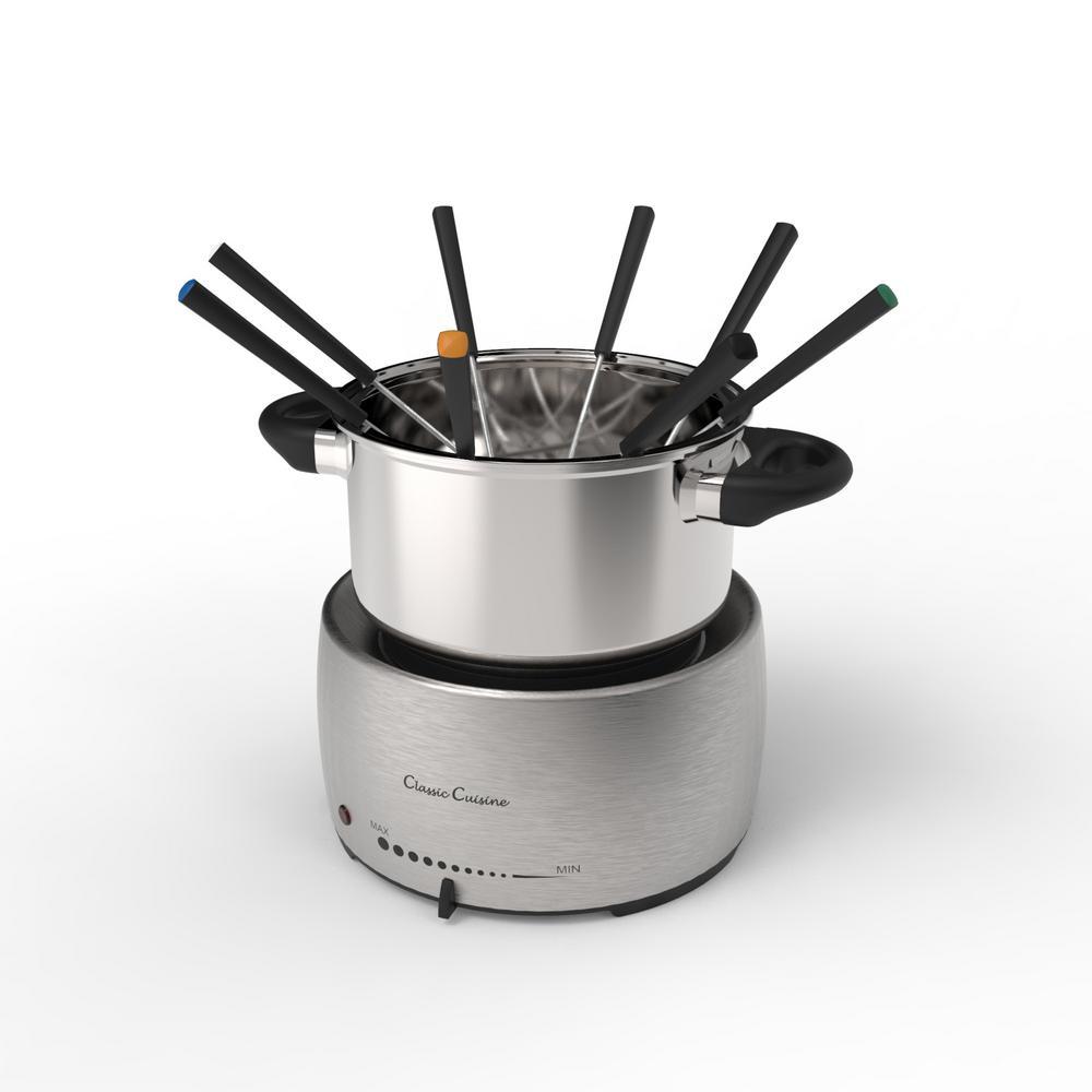 how to make a fondue pot at home