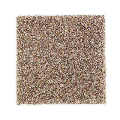 Carpet Sample - Sachet II - Color Backcountry Texture 8 in. x 8 in.