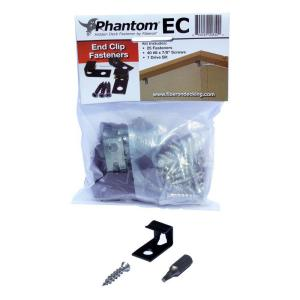 Phantom Start/Stop Clip Hidden Deck Fastener Kit