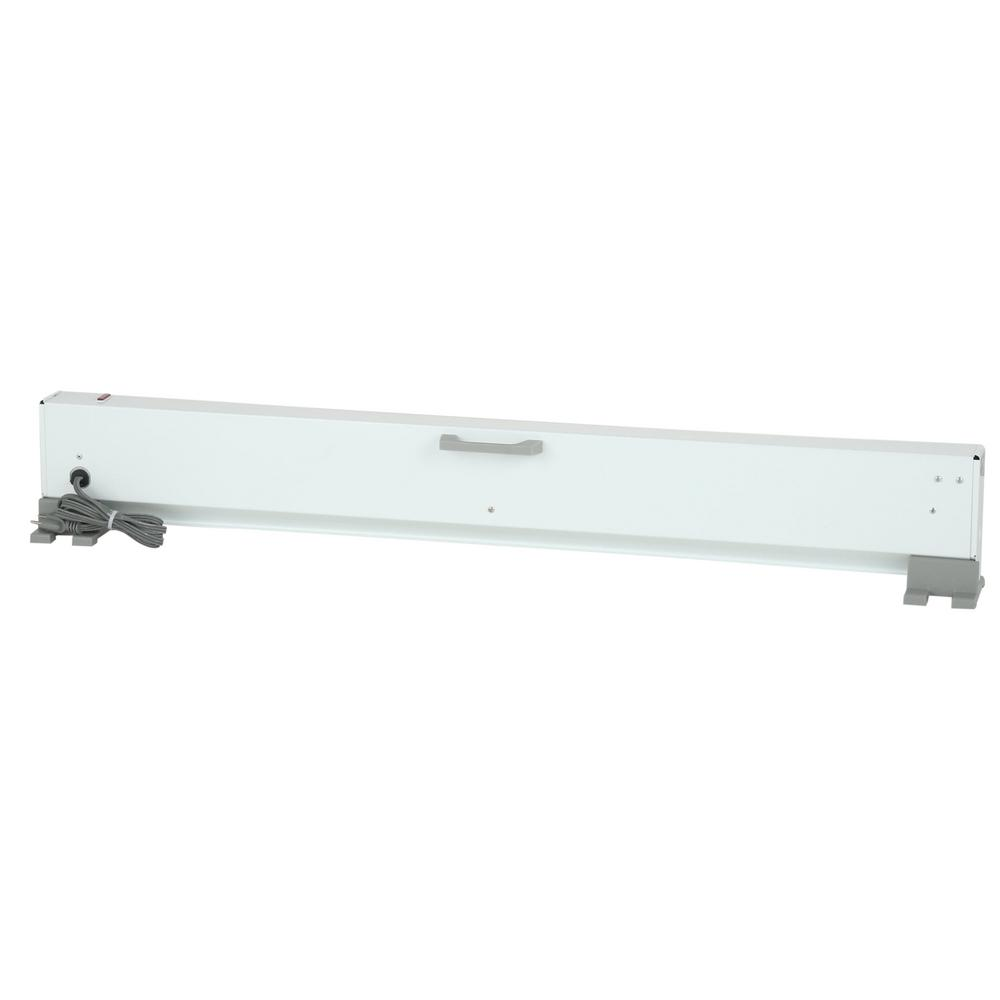 King Baseboard Heater 48 Inch 1000 Watt 120 Volt Portable