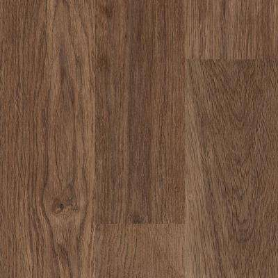 Oak Truffle 8 mm Thick x 15.5 in. Wide x 46.56 in. Length Click Lock Laminate Flooring (25.2 sq. ft. / case)