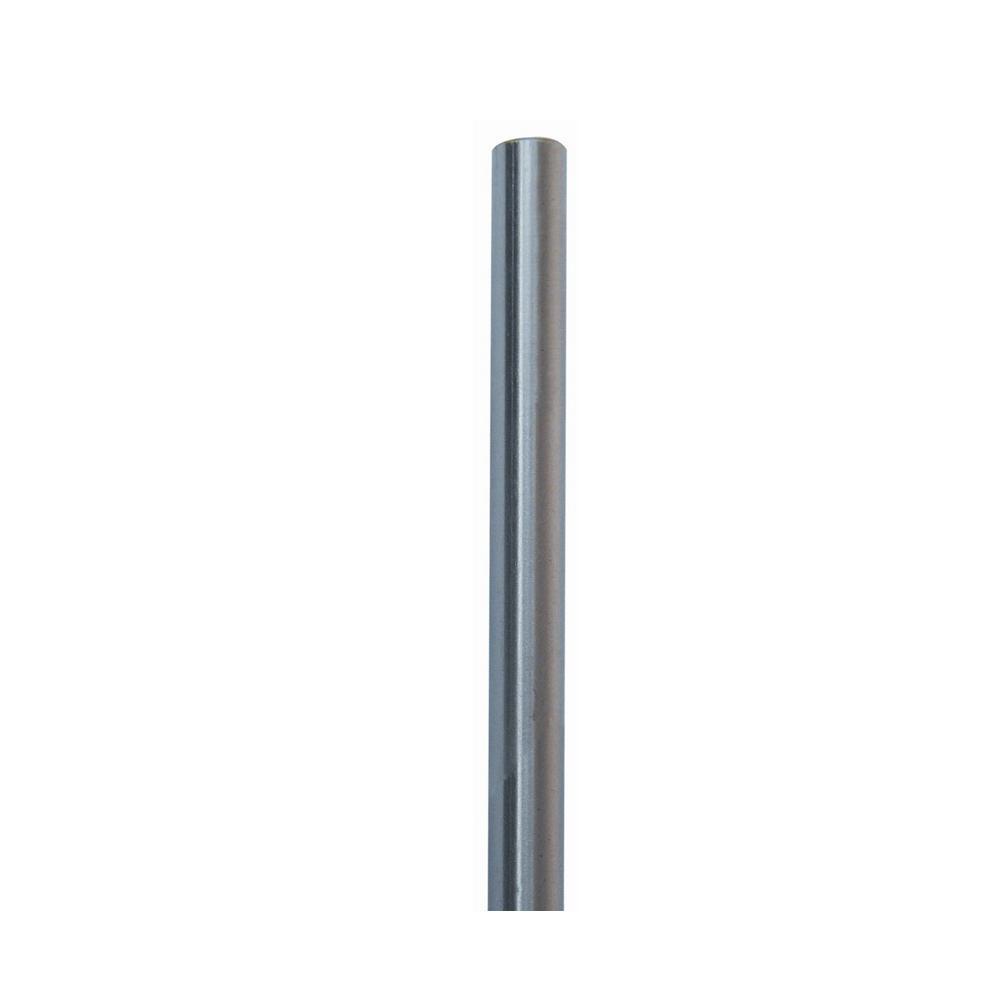 DWR Series Drill America #21 High Speed Steel Straight Shank Straight Flute Chucking Reamer