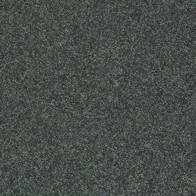 Slingshot II - Color Forest Floor Texture 12 ft. Carpet
