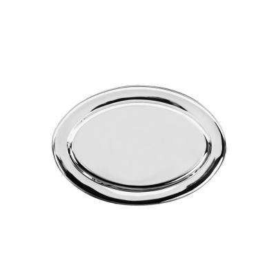 Stainless Steel 24 in. Oval Platter
