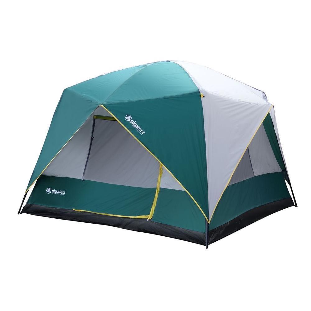 Bear Mountain 5 - 6-Person Cabin Tent