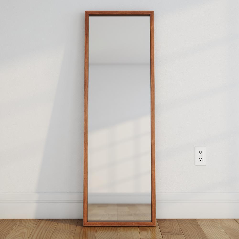 Durango 62 in. H x 20 in. W Leaning Mirror