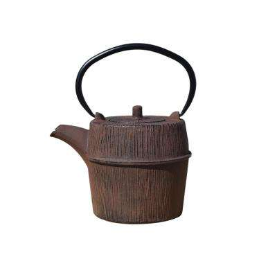 Shinrin 4-Cup Teapot in Woodland Brown