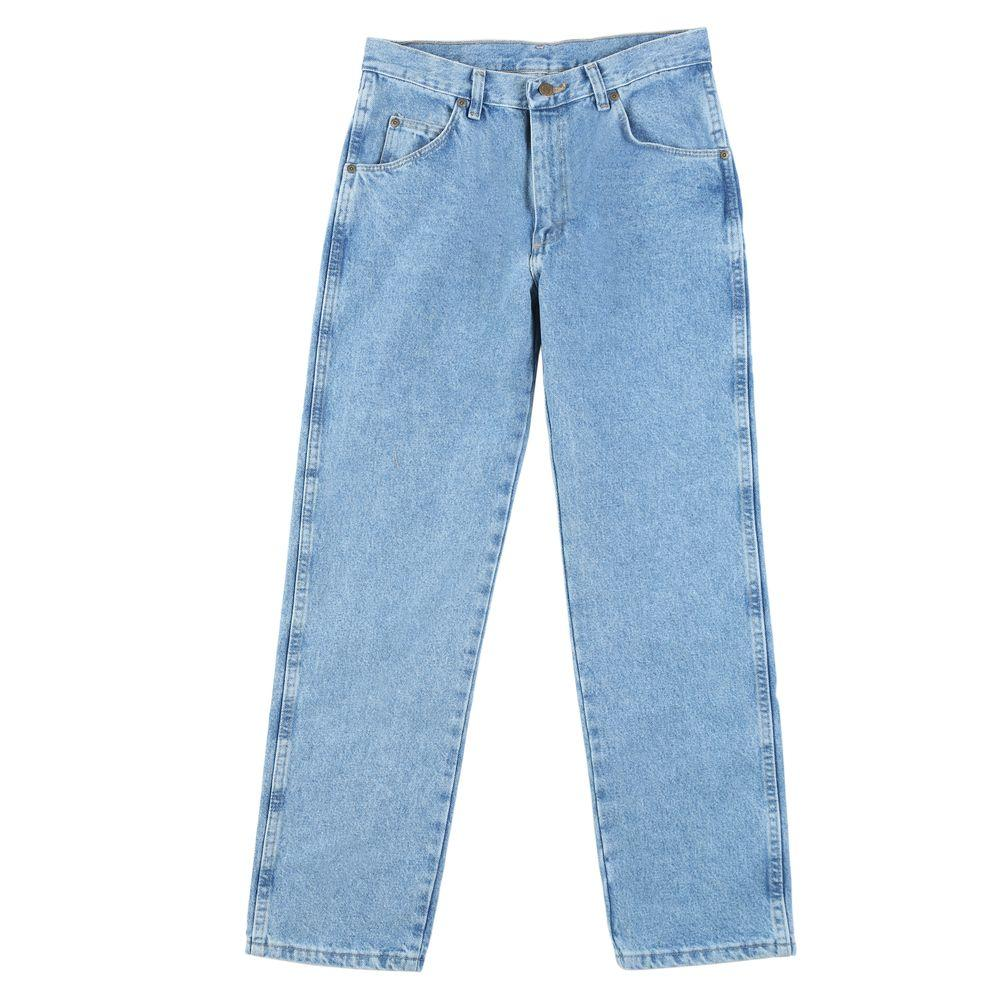 ad360f46 Wrangler Men's Classic Fit Rugged Wear Jean-39902RI - The Home Depot