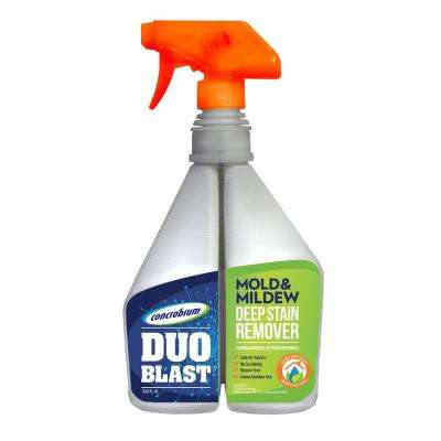 33.8 oz. Duo Blast Mold and Mildew Deep Stain Remover