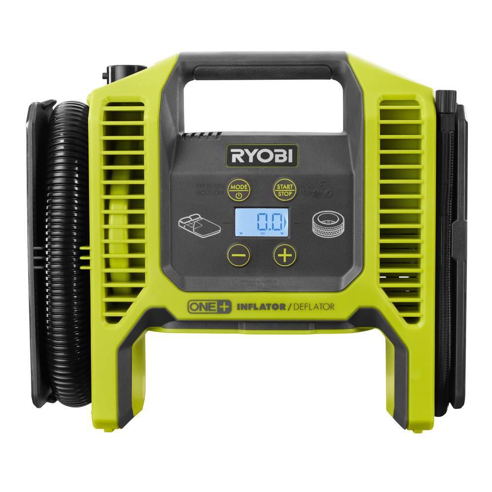 RYOBI 18Volts ONE+ Dual Function Inflator/Deflator (Tool Only)