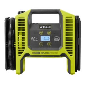 Deals on RYOBI 18-Volt ONE+ Dual Function Inflator Deflator P747