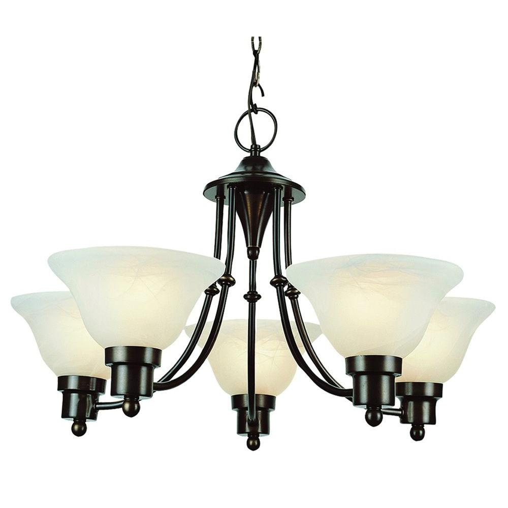Bel air lighting stewart 5 light alabaster chandelier with bel air lighting stewart 5 light alabaster chandelier with marbleized glass shades aloadofball Image collections