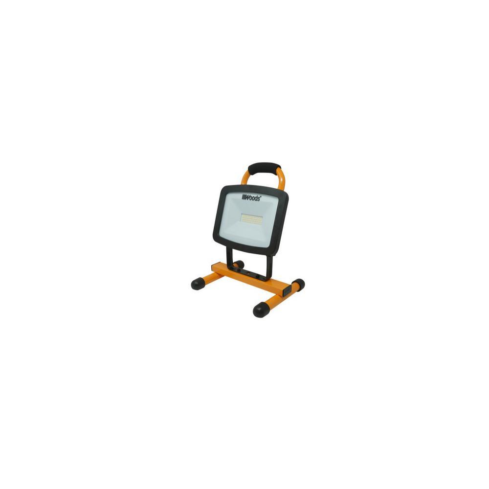 Woods 4000-Lumen Portable LED Work Light