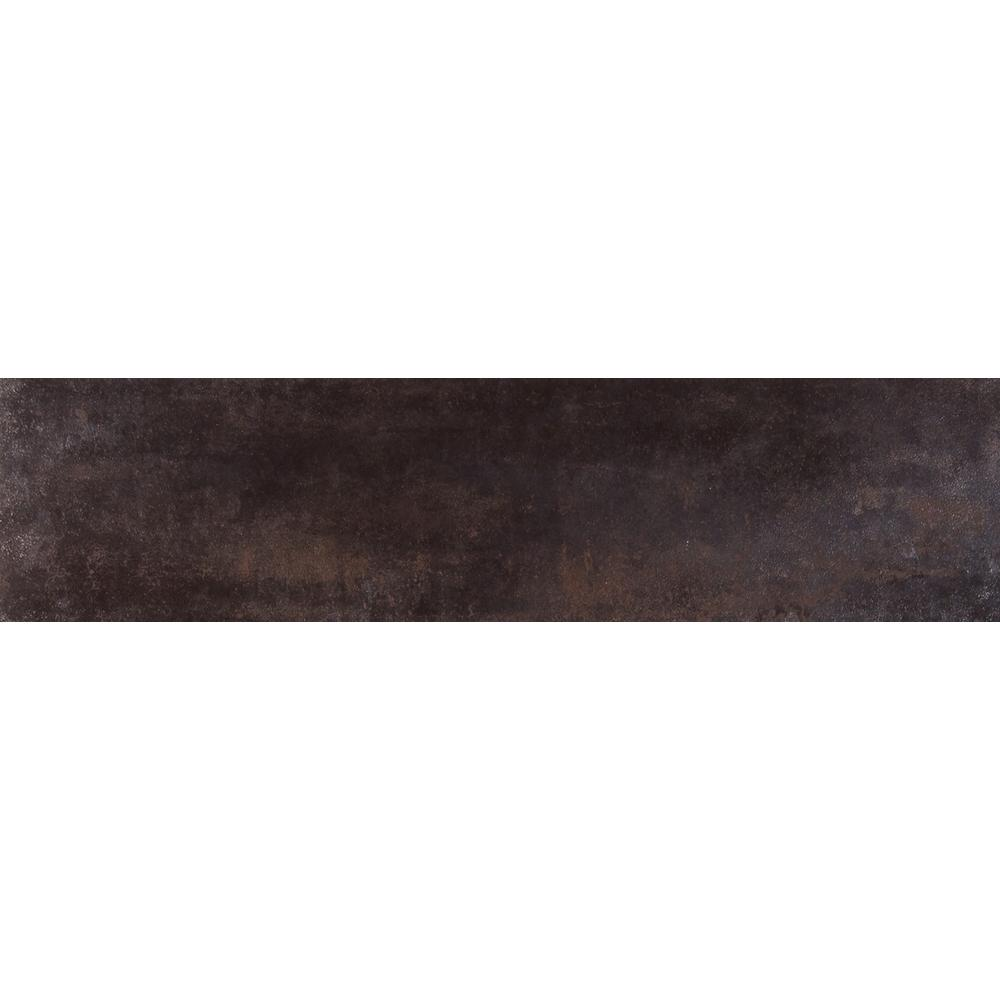 MSI Enigma 6 in. x 24 in. Glazed Porcelain Floor and Wall Tile (10 sq. ft. / case)