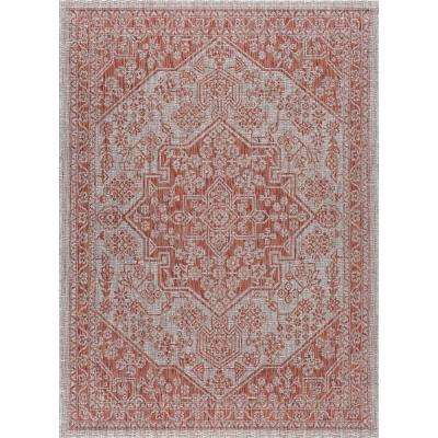 Veranda Terra 8 ft. x 10 ft. Indoor/Outdoor Area Rug