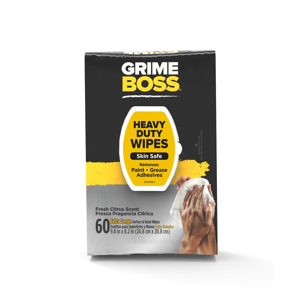 60-Count Hand Wipes