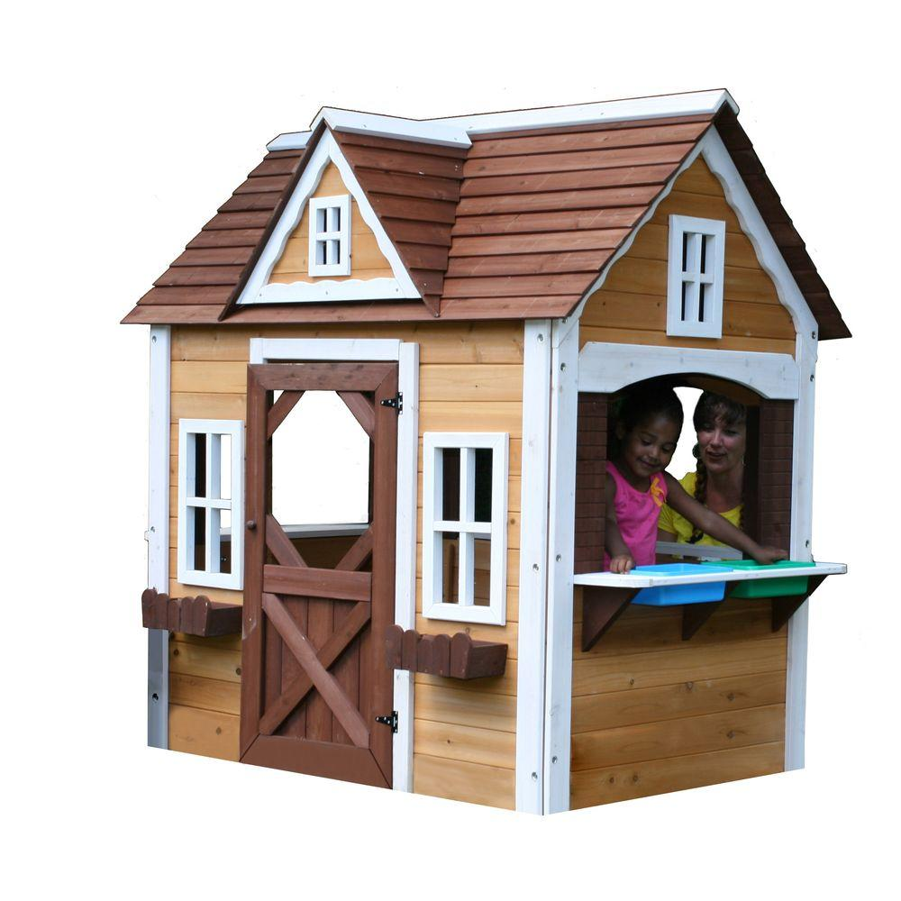 Swing-N-Slide Playsets Craftsman Cottage Playhouse