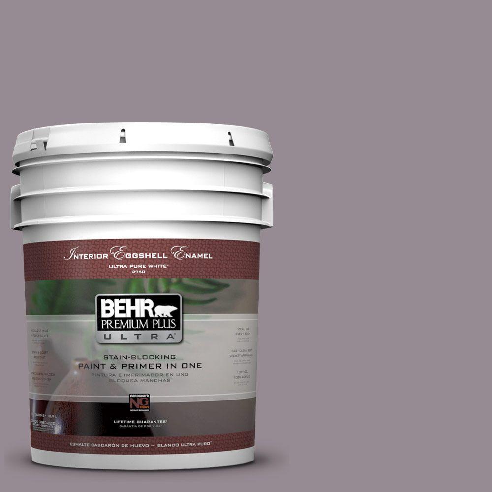 BEHR Premium Plus Ultra 5-gal. #UL250-6 Contessa Eggshell Enamel Interior Paint