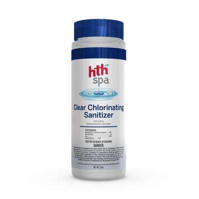 2 lbs. Spa Clear Chlorinating Sanitizer