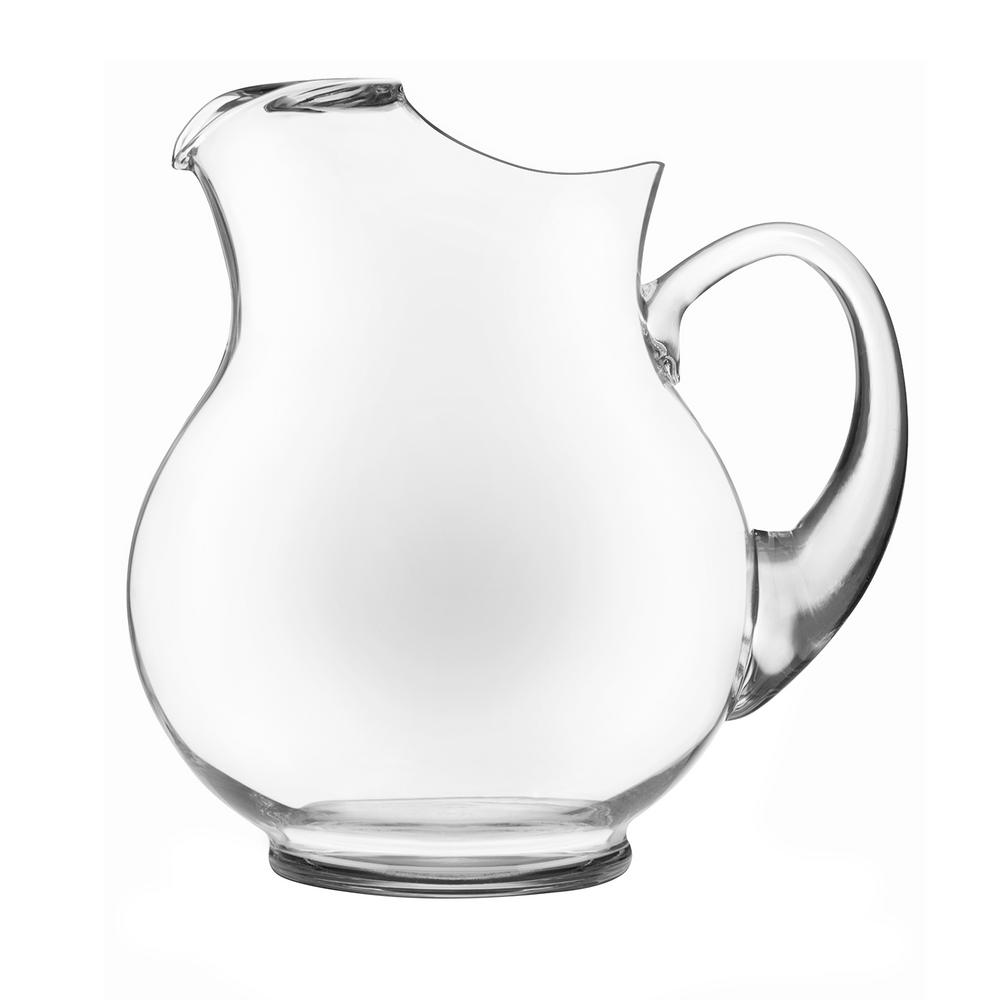 Libbey Acapulco 89.5 oz. 2-Piece Glass Pitcher Set-1792435 - The