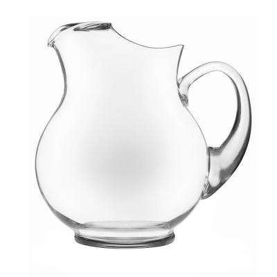 Acapulco 89.5 oz. 2-Piece Glass Pitcher Set
